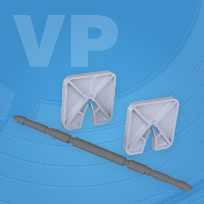 Vertical Pour / Modular System