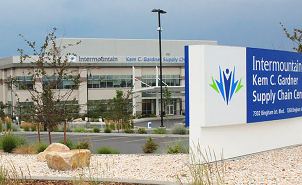 Intermountain Supply Chain Center
