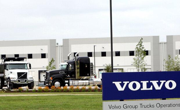 Volvo Distribution Facility